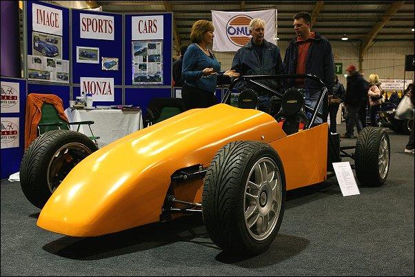 Image Sportscars new Monaco track car