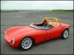 Menace - Fisher sportscars. Fisher Menace mid-engined