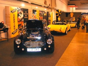 SX - Sebring International. Sebring stand Stoneleigh 2005