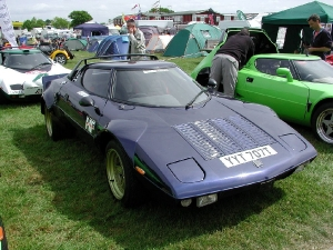 HF series - Hawk cars Ltd. Understated Stratos