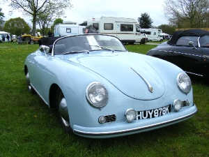 Covin Speedster - Covin Performance Mouldings. Covin Speedster replica