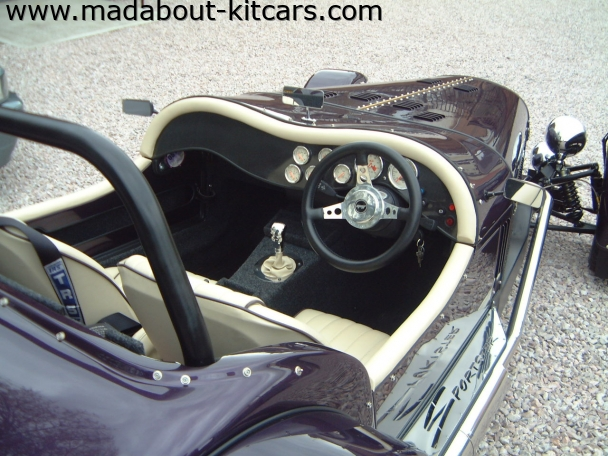 Marlin Cars Ltd - Sportster. BMW Sportster Interior
