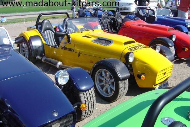 Westfield Sports Car Usa