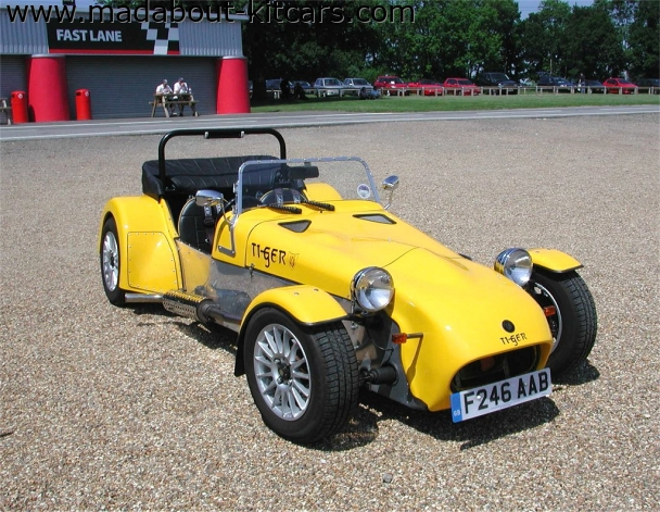 Tiger Sportscars - Cat E1. Very nice example