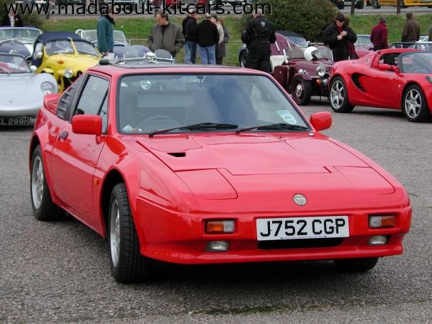 Exeter Kit Car Show