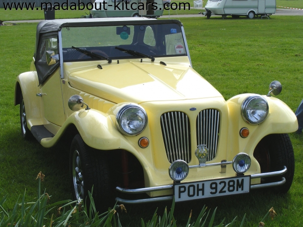 Pilgrim Cars - Bulldog. Very nice example