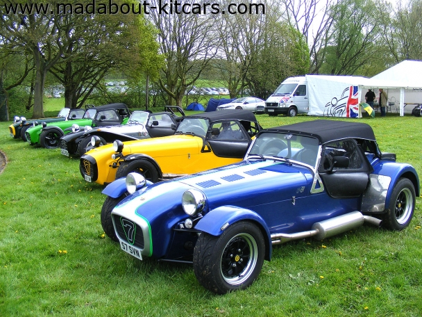 Gallery Of Pictures Caterham Cars Super 7