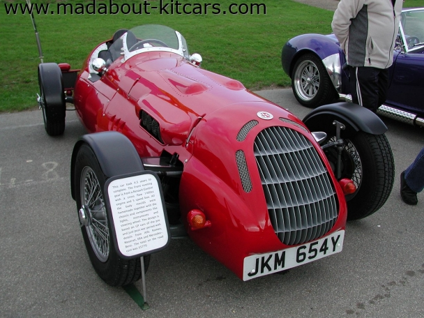 Specials & One Offs - Alfa GP Single Seater. Single seater GP Style