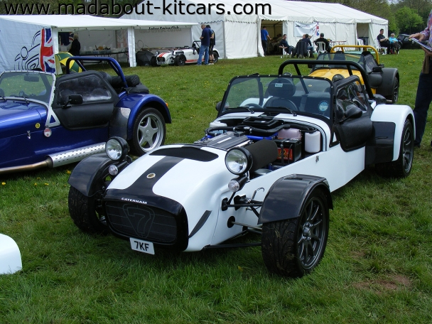 Caterham cars - CSR. Spotless CSR