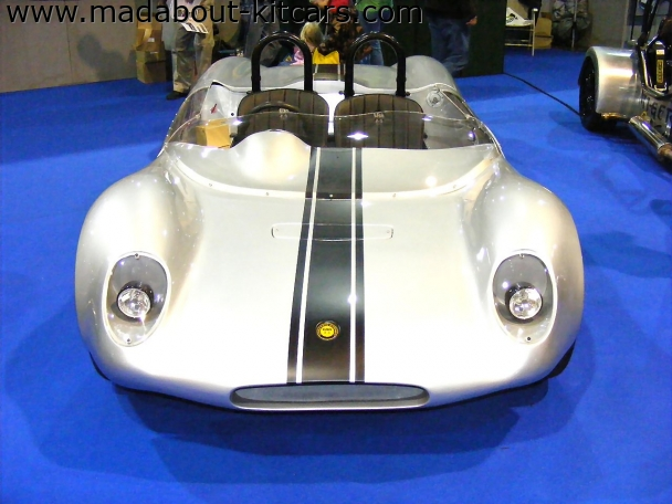 Tiger Sportscars - ERA 30. Nice front shot of ERA 30