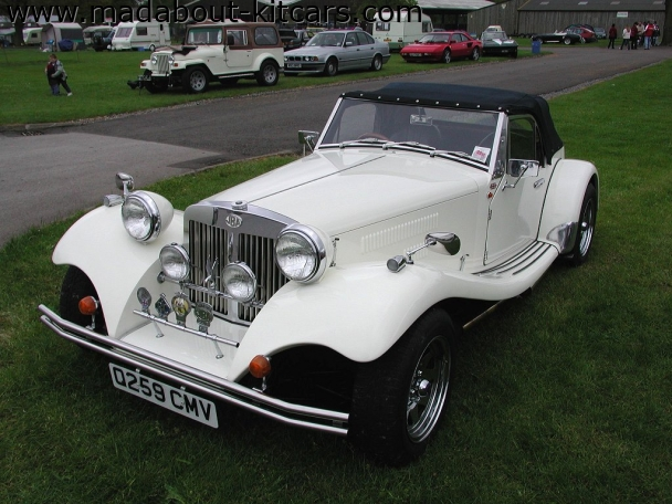 Search for your favourite kit car at MadaboutKitcarscom
