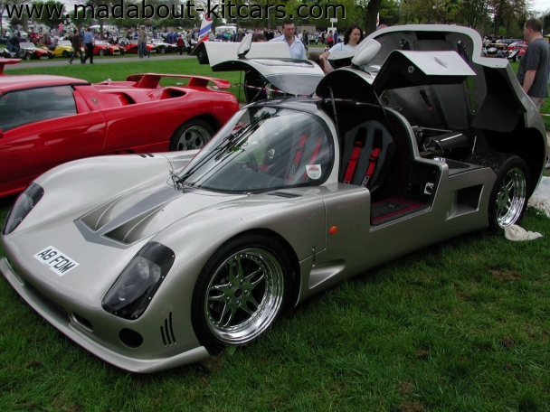 Gallery of pictures Ultima Sports Ltd - GTR