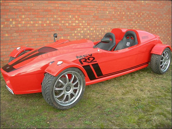 All new MEV R2 from Mills Extreme Vehicles