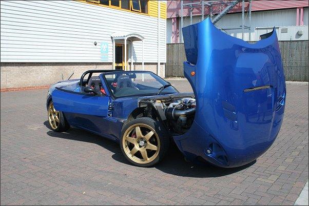 Murtaya a practical supercar