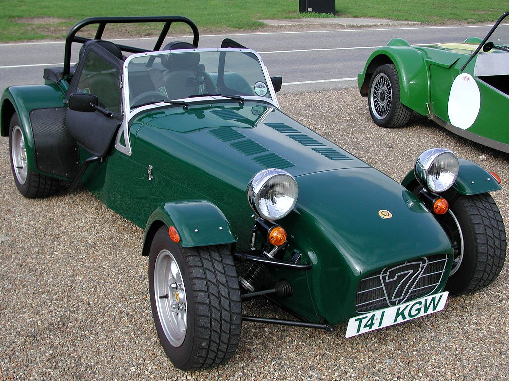 Gallery of pictures Caterham cars - Super 7