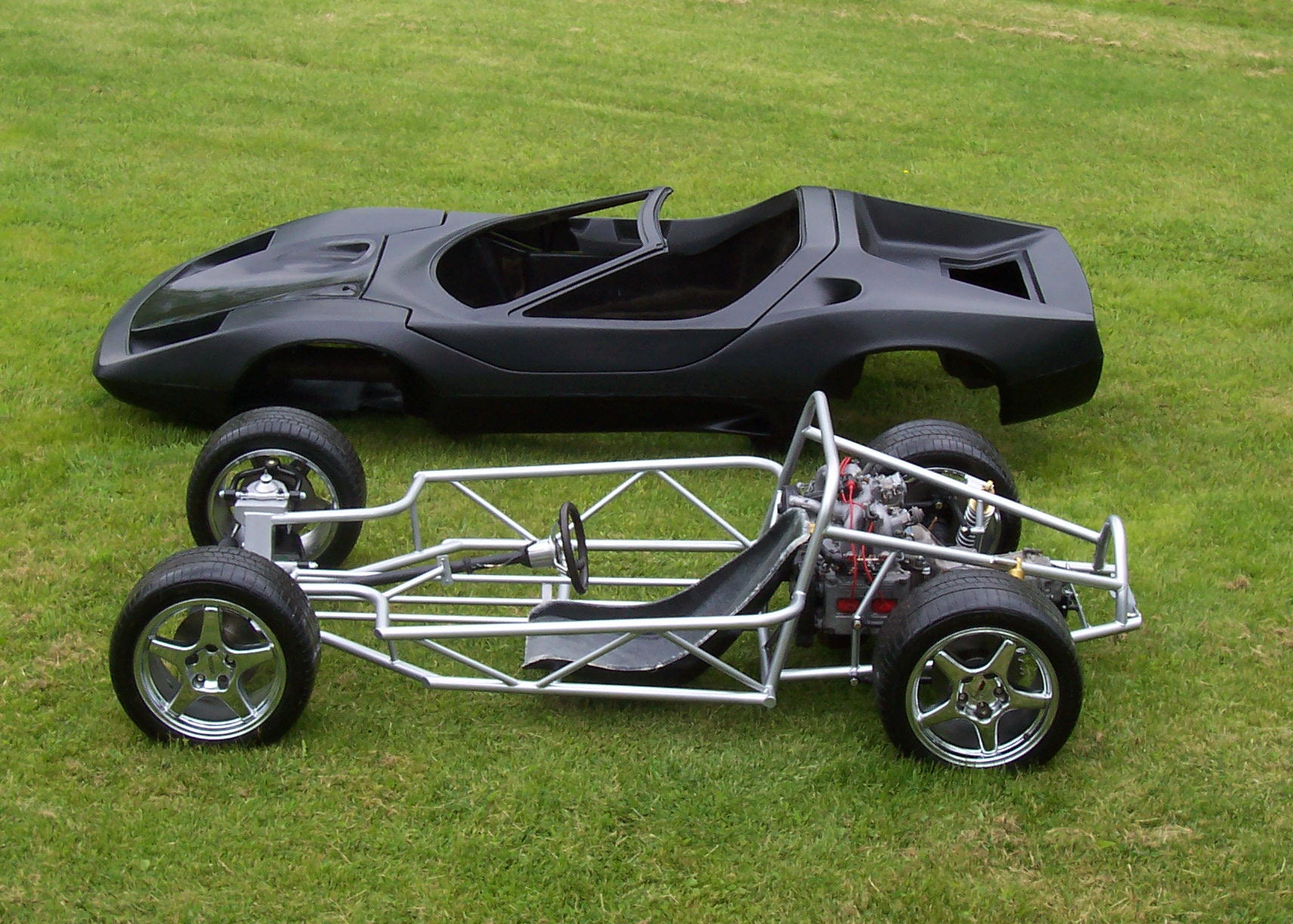 Image View Tube Mid Engine And New Body