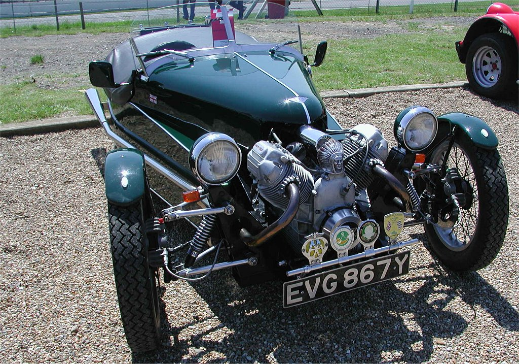 Little three wheeler - Page 1 - Kit Cars - PistonHeads