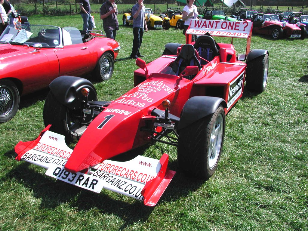 Formula F1 Furore Cars