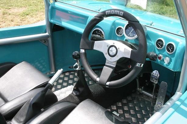 Image View - Nice dash layout