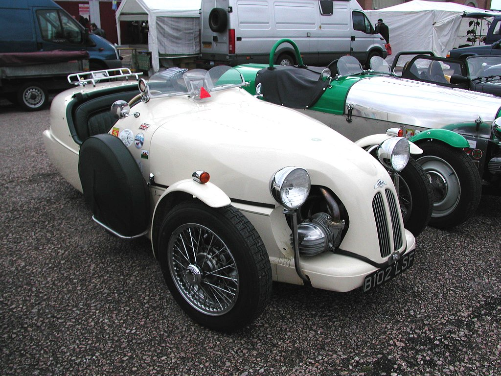 Image View - 223 at Exeter 07 kit car show
