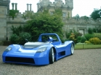 Turner Automotive Design Ltd - LMP. Turner LMP demonstrator