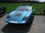Marcos - Marcos Mantis. Front view of Marcos Mantis