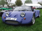 Blue Spyder at Stoneleigh 06