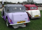 Deauville Cars - Canard. Pair of Canards at Detling