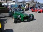 DJ sportscars - Rush. British Racing Green Rush