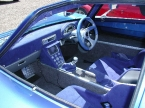 Aeon Sportscars Ltd - GT3 Coupe. Interior of Aeon.Superbly done