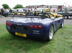 Ultima Sports Ltd - Can-Am. Rear of Can-Am