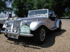 Alternative Cars International Ltd - TG. MG TF Replica
