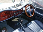 Alternative Cars International Ltd - TG. Nice wood dash and dials