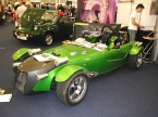 Detling 2007 kit car show
