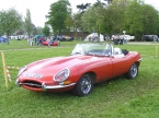 Challenger E-Type replica