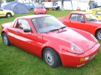 GTM - Rossa K3. K3 with hard top fitted