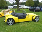 Vindicator Cars - Sprint. Yellow one was tidy also
