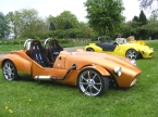 Vindicator Cars - Sprint. Pair of Vindi Sprints