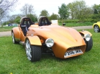 Vindicator Cars - Sprint. No windscreen on this one
