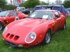 Roy Kelly - 250GTO. Roy Kelly 250 GTO