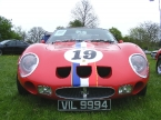 Roy Kelly - 250GTO. Nice shot 250 GTO nose