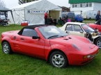 GTM - Rossa K3. Rossa K3 with hood up