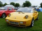 GTM - Rossa K3. Yellow Rossa at Stoneleigh