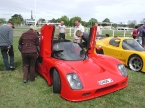 Ultima Sports Ltd - Can-Am. Doors up on this Can-Am