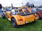 Caterham cars - Superlight R300. Rear view