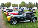Caterham owners club 08