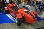 Mills Extreme Vehicles Ltd - R2. Electric motor powered R2