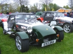 Robin Hood Sports Cars - Project 2B. At Stoneleigh kit car show 08