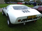 Rear end of DAX GT40