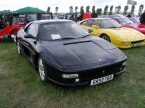 Fiero factory - MR3 SS Supersport. At Donny kit car show 07